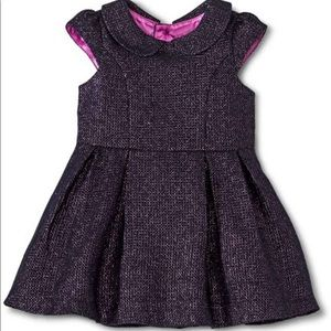 NEW Toddler Sparkly Formal Dress! 2T